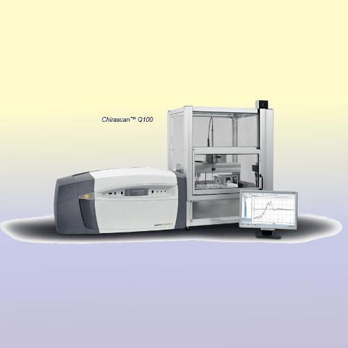 Chirascan Q100 Circular Dichroism Applied Photophysics Singapore Analytical Technologies