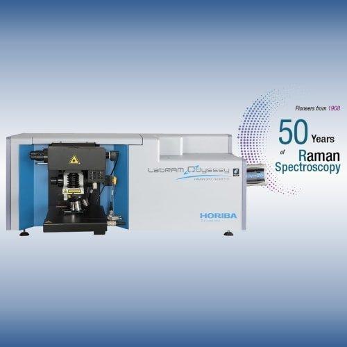 LabRAM Odyssey Raman Spectroscopy HORIBA Singapore