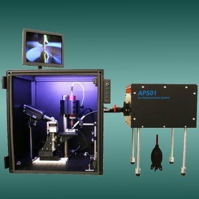 Ambient Pressure PhotoemissionSpectroscopy APS