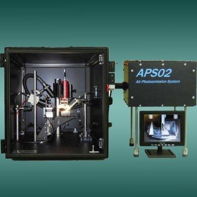Ambient Pressure Photoemission Spectroscopy APS w Nitrogen
