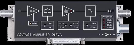 Voltage Amplifier FEMTO Singapore