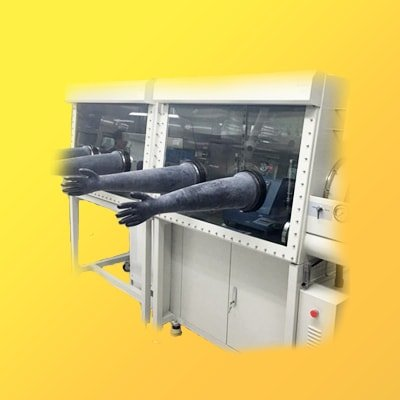 Thermal Evaporator Glovebox CVD Sulfur Science CVD