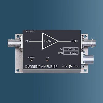 Current Amplifiers HCA FEMTO Singapore
