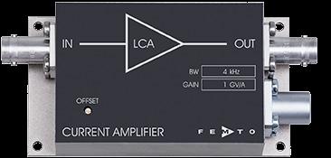 Current Amplifiers Femto Singapore