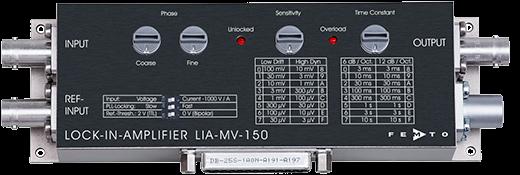 Lock-In Amplifier FEMTO Singapore